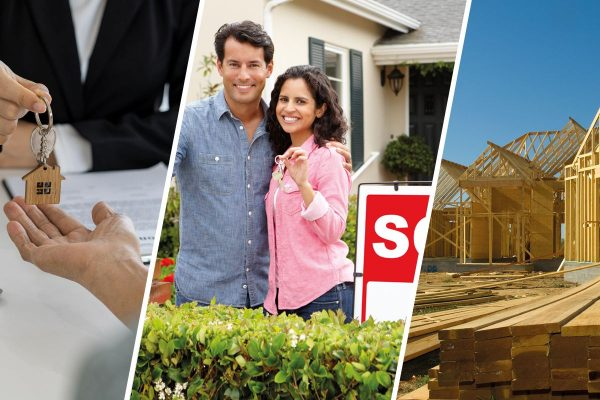 Is it Better to Rent, Buy, or Build a New Home?